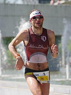 Faris Al-Sultan Ironman 70.3 Austria 2012