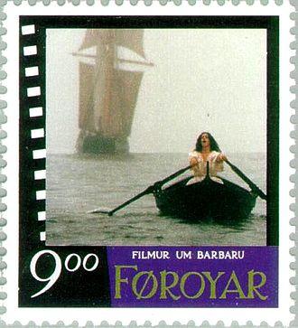 Cinema of the Faroe Islands - Norwegian Anneke von der Lippe as the Faroese Beinta Broberg in the 1997 Danish film Barbara