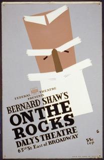 <i>On the Rocks</i> (play) play written by George Bernard Shaw