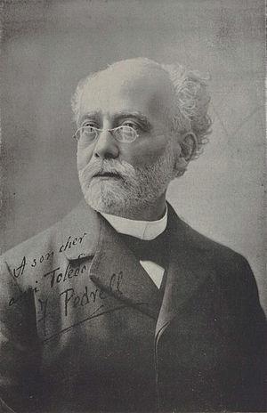 Pedrell, Felipe (1841-1922)