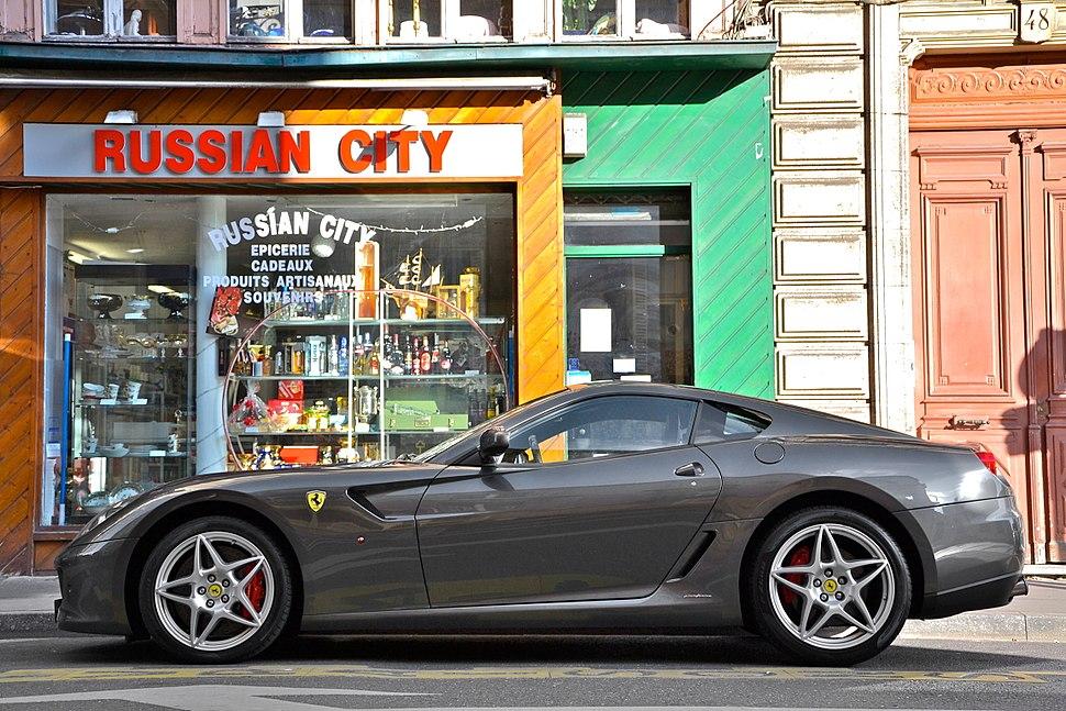 Ferrari 599 GTB Fiorano - Flickr - Alexandre Prévot (30)