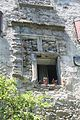 Ferrieres (81) chateau fenetre 2.JPG