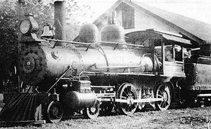 Tucurú - Image: Ferrocarrilverapaz 1900