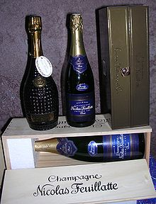 champagne cos'e