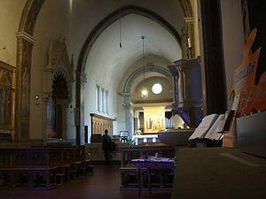 Convento di san francesco fiesole wikipedia for Interno a un convento