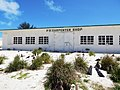 Figure 24- Carpentry Shop (Property No. 353), Midway Atoll, Sand Island (April 13, 2015) (25492312023).jpg