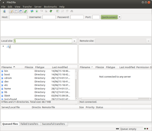 FileZilla - Wikiwand on