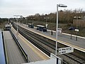 Filton Abbey Wood railway station viewed from the footbridge 01.jpg