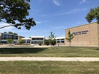 Findlay High School Public, coeducational high school in Findlay, Hancock, Ohio, United States