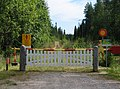 Finnish border in Raattentie - panoramio.jpg