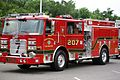 Fire Department dedicates new engine and heavy rescue with ceremonial wet-down (7365883226).jpg