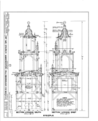 First Methodist Episcopal Church, Valley and Jewett Streets (moved from NH, Derryville), Manchester, Hillsborough County, NH HABS NH,6-MANCH,1- (sheet 13 of 16).png