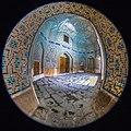 "Fisheye lenses - Canon 8-15 ""Chahar Bagh School"" لنز فیش آی (چشم ماهی) 8-18 کانن، مدرسه چهار باغ اصفهان- ایران.jpg"
