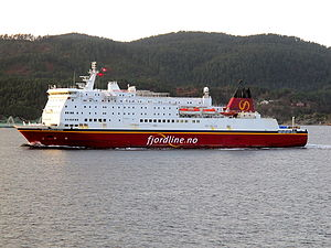Fjord Line - Old Bergensfjord (current Oslofjord)