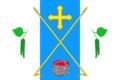 Flag of Berezovka (Krasnoyarsk krai).png