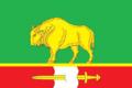 Flag of Dankovskoe (Moscow oblast).png