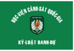 Flag of Republic of Vietnam National Police Academy.png
