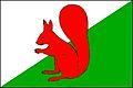 Flag of Senec (Rakovník).jpg