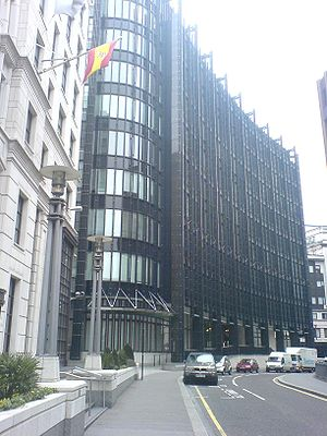 CNBC Europe - CNBC Europe's headquarters in Fleet Place, London.
