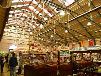 Fleetwood - Fleetwood Market has been in operation since 1840.