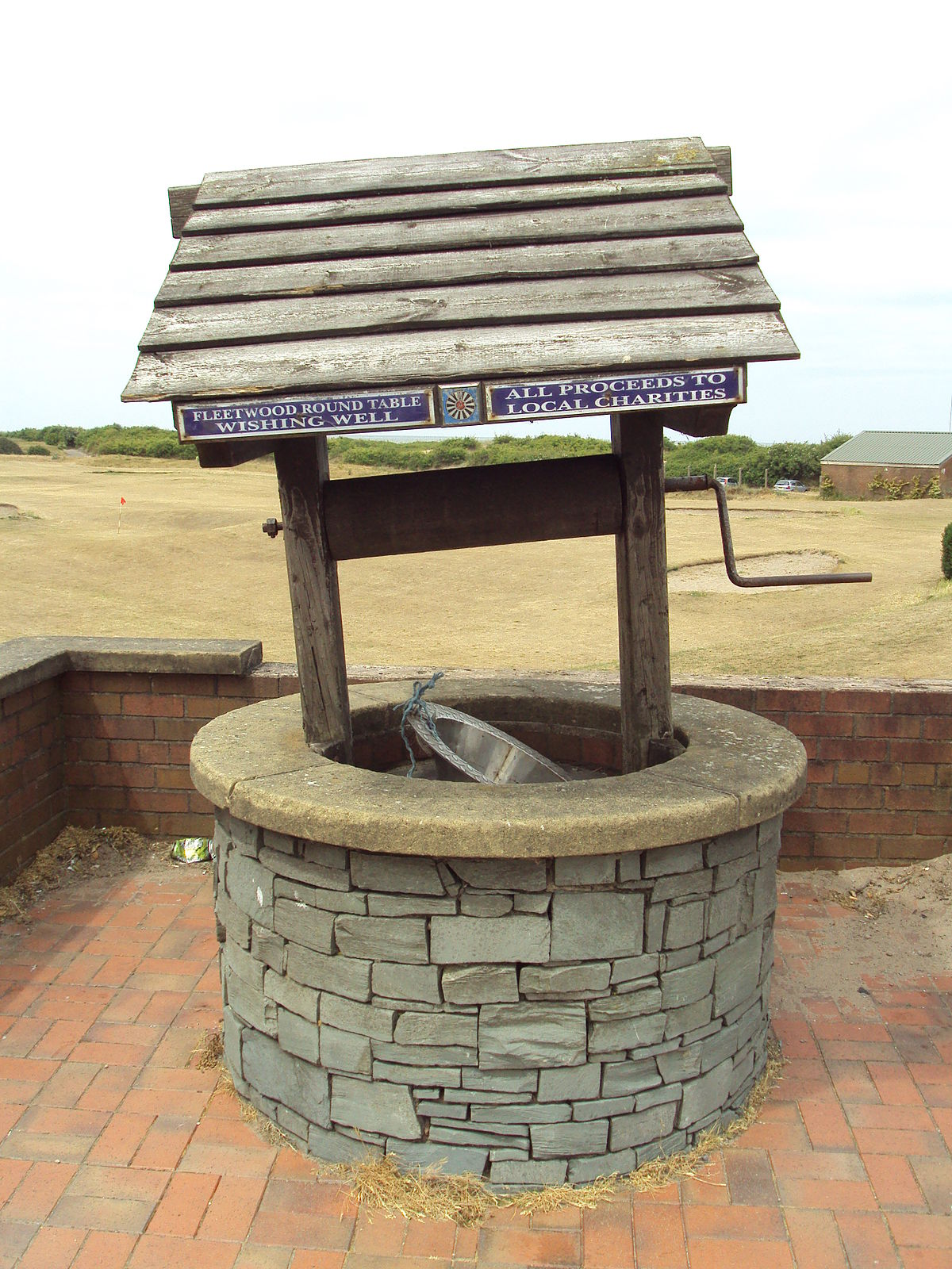 wishing well wikipedia