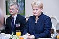 Flickr - Saeima - Solvita Āboltiņa tiekas ar Daļu Grībauskaiti (4).jpg