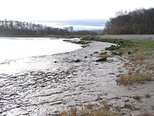 Flint River Channel from the Point. - geograph.org.uk - 325775.jpg