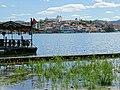 Flores Viewed from San Miguel Waterfront - Peten - Guatemala (15860946061).jpg