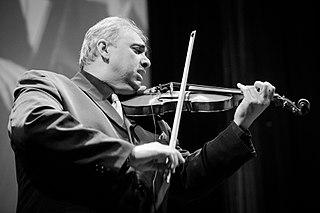 Florin Niculescu Romanian violinist of Romani ethnicity (born 1967)