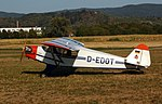 Flugplatz Bensheim - Piper J3C - D-EDOT - 2018-08-18 18-45-40.jpg