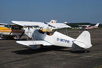 Fisher Classic - A Fisher Classic, equipped with a Rotax 914 power plant
