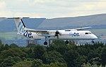 Flybe Dash 8 G-JECI (36348160336).jpg