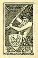 Foelkersam, Hamilcar Ex-libris.jpg