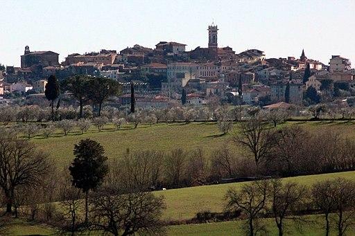 Foiano della Chiana, panorama