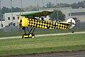 Fokker D.VIII Lt See Gotthard Sachsenberg Landing 12 Dawn Patrol NMUSAF 26Sept09 (14413339429).jpg