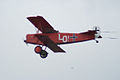 Fokker DVII Ernst Udet Pass 09 Dawn Patrol NMUSAF 26Sept09 (14599279922).jpg