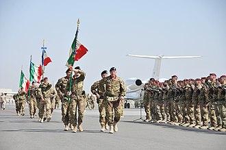 Sassari Mechanized Brigade - Image: Folgore Sassari