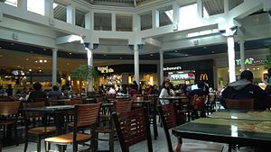 The Mall at Prince Georges - Food court at The Mall at Prince Georges