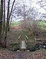 Footbridge leading out of Wyre Forest - geograph.org.uk - 870434.jpg