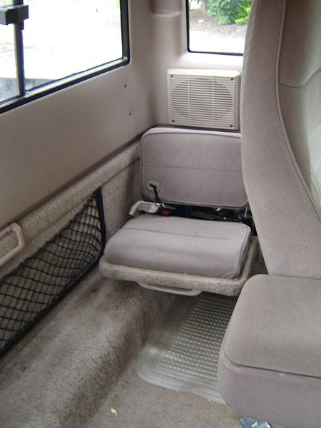 Jump Seat Help Asap Page 3 Ford Ranger Forum