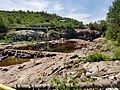Forestville-Vue du barrage hydroélectrique-2018-07-22.jpg
