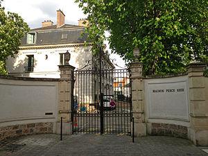 Jacques Guerlain - Former Guerlain villa, Colombes