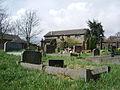 Former Wesleyan Church, Worsthorne, Graveyard - geograph.org.uk - 771679.jpg