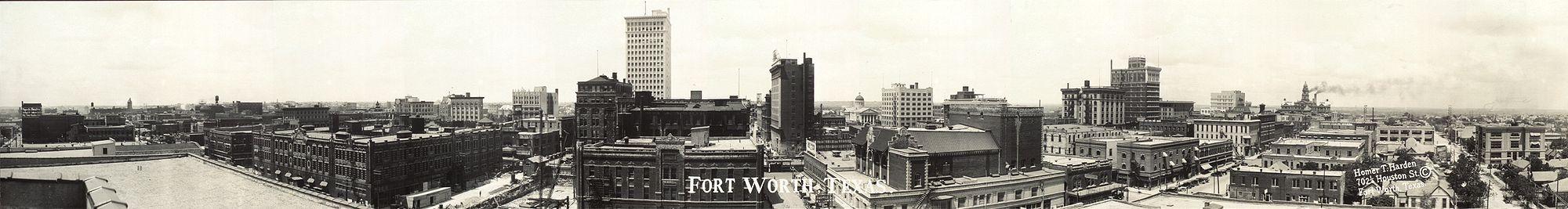 Fort Worth c1920 loc 6a14633