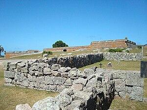 Fortaleza de Santa Teresa - Cemetery