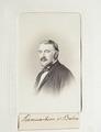 Fotografiporträtt på Adolph von Bülow, 1860-tal - Hallwylska museet - 107619.tif