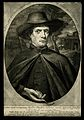 Frère Jacques de Beaulieu (Baulot). Mezzotint by P. Schenk a Wellcome V0000406.jpg