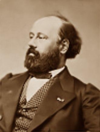 François Bazin (composer) - François Bazin (1816–1878)