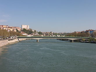 Bridges of Lyon -  Pont Morand (2009)