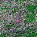 France Limoux - Landsat7.jpg